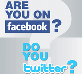 Need Facebook Fans or Twitter Followers?